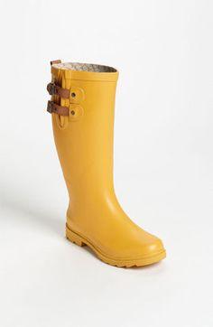 Chooka 'Top Solid' Rain Boot (Women) Chooka
