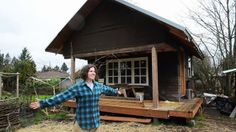 Here It Is (The Small House Portlandia Video) by Dawn Jones. Friends drop by to see another one of those small houses.