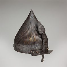 Helmet, 16th century Ottoman Turkish