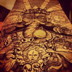 Ganesha deck