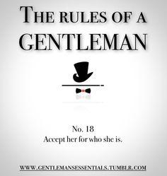 ' — Weekly Rule Gentleman's Essentials Man Quotes, Rules Quotes, Qoutes, Love Quotes, Gentleman Rules, True Gentleman, Gentleman Style, Relationship Quotes, Relationships