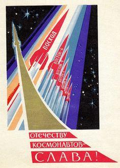 Soviet space USSR