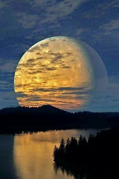 45 ideas for nature photography sunrise heavens Night Sky Moon, Night Skies, Night Night, Sunday Night, Ciel Nocturne, Beautiful Places, Beautiful Pictures, Nature Pictures, Shoot The Moon