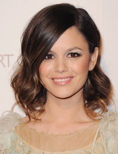 Rachel Bilson always has perfect hair