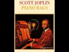 SCOTT JOPLIN (The Sycamore, 1904) Ragtime Piano Roll Legend