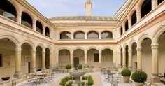 San Antonio El Real (Segovia) - History of the hotel