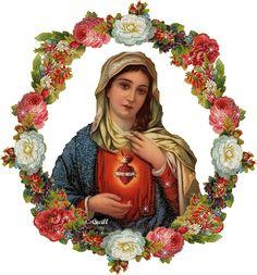 THE SYMBOLS OF MARY - CATHOLIC TRADITION