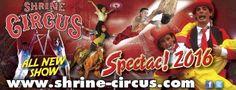 The Shrine Circus 2016