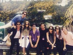 See what the Made In Chelsea gang have been up to whilst filming the new spin-off series in LA...