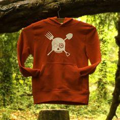 Organic Cotton, Hoody, Sweatshirts, Sweaters, Shopping, Chic, Red, Fashion, Shabby Chic