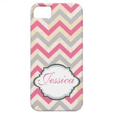 Personalized Vintage Monogrammed Phone Case iPhone 5 Cover