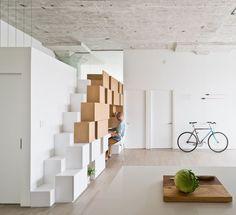 Loft in Brooklyn na een geweldige renovatie - Roomed | roomed.nl