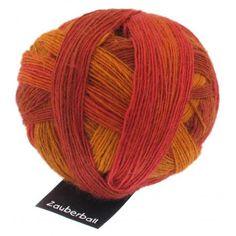 Schoppel-WolleZauberball 1874 Gebrannte Mandeln kleur B