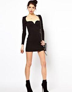 #asos                     #love                     #Love #Sweetheart #Neckline #Bodycon #Dress #asos.com                         Oh My Love Sweetheart Neckline Bodycon Dress at asos.com                                                http://www.seapai.com/product.aspx?PID=919978