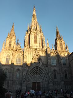 Spanish Catherdral