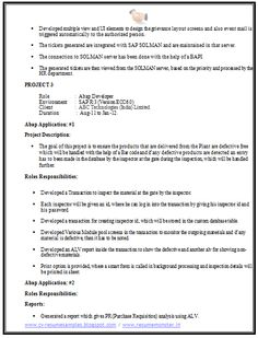 computer science resume sample 3 - Computer Science Resume Template