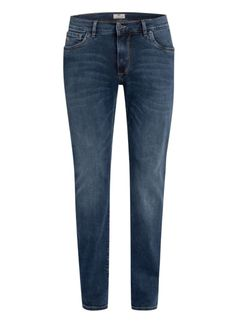 Modern, Skinny Jeans, Fitness, Pants, Blue, Dark, Products, Fashion, Cotton