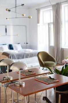 Autor Rooms Hotel Warsaw by Mamastudio
