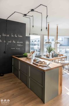 Home Decoration Ideas and Design Architecture. DIY and Crafts for your home renovation projects. House Decoration Items, Diy Home Decor, Sinnerlig Ikea, Inside A House, Cuisines Design, Image House, Nordic Style, Home Renovation, Home Kitchens