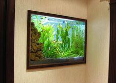 35 Unusual Aquariums And Custom Tropical Fish Tanks For Unique Interior  Design | Glass Fish Tanks, Fish Tanks And Aquariums
