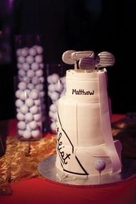 Groom's Cake...repinning for someone I know we may use this for...