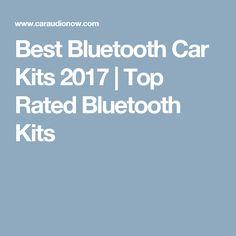 Best Bluetooth Car Kits 2017 | Top Rated Bluetooth Kits
