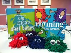 Simple Storytime Puppet Songs and Skits: Rhyming Dust Bunnies