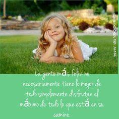 Reflexiones Del Alma: Siempre sonrie a la vida.