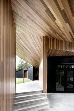 l'écran house, québec, canada   alain carle architecte