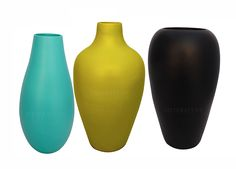 Color lacquer vases, made in Vietnam