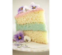 Delicious pastel cake. Courtesy of Sussie Bell photography.