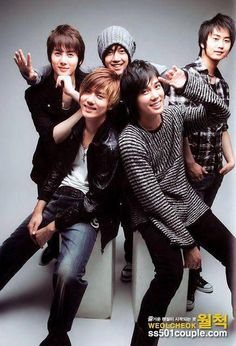 SS501 oppa dorawa jebal... Triple's wait you in here... Nega jinja pogosipho yo oppa.. *love ya