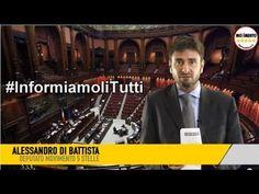 Alessandro Di Battista (M5S) #InformiamoliTutti