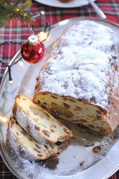 recept kerststol zelf maken