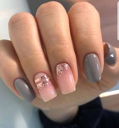 Perfect Nails, Gorgeous Nails, Pretty Nails, Best Acrylic Nails, Matte Nails, Pink Gel Nails, Cute Nail Designs, Acrylic Nail Designs, Hair And Nails