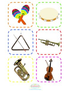 Sounds, Noise, Soft And Loud - Lessons - Tes Teach