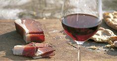 Speck e vino, Trentino Alto Adige, Italy