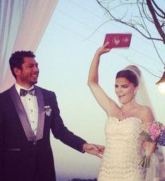 Pelin Karahan'ın düğünü