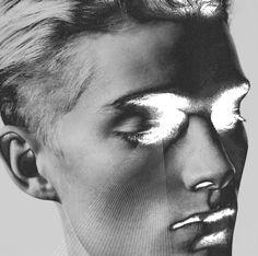 Man Ray, John Batho, Image Film, The Rocky Horror Picture Show, Experimental Photography, Art Graphique, Cover Art, Art Inspo, Art Photography