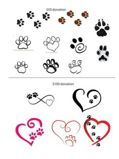 - Tattoos For Women Small Unique Cool Wrist Tattoos, Mom Tattoos, Body Art Tattoos, Cat And Dog Tattoo, Cat Tattoo, Tattoos For Women Small, Small Tattoos, Memorial Tattoos, Dog Paws