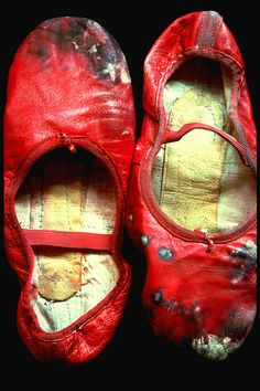 Baryshnikov's shoes.