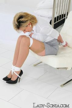 Lady sonia bondage have
