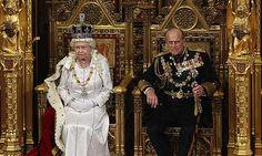 queen elizabeth ii | Queen Elizabeth II Attends The State Opening Of Parliament