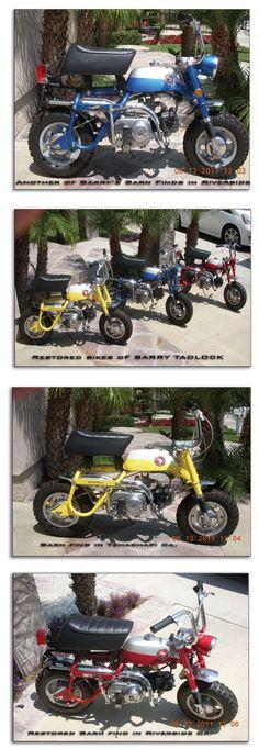 Honda Monkey collection