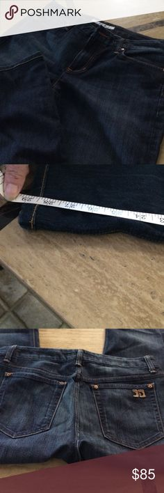 Joe jeans New without tags Jo jeans. Never worn size 31 with inseam of 29. Joe's Jeans Jeans Straight Leg