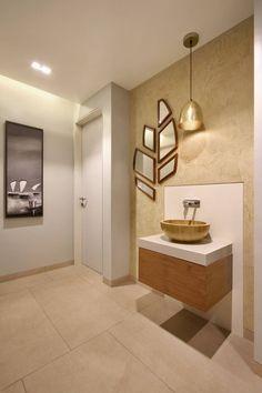 Ideas for dark wood furniture decor mirror Dark Wood Bedroom Furniture, Furniture Decor, Wash Basin Cabinet, Wash Basin Counter, Countertop Basin, Sink, Dark Wood Shelves, Wood Shelf, Washbasin Design