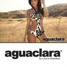 Sensual, Exotic, and Fierce: Aguaclara's Swimwear #fashiondesigner #designer #aguaclara #swimweardesigner