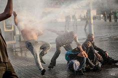 Gezi Parkı Eyleminden Dehşet Veren Fotoğraflar