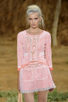 Chanel at Paris Spring 2010