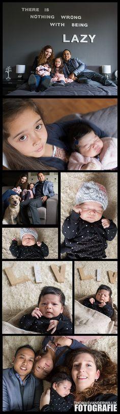 newborn lifestyle photo